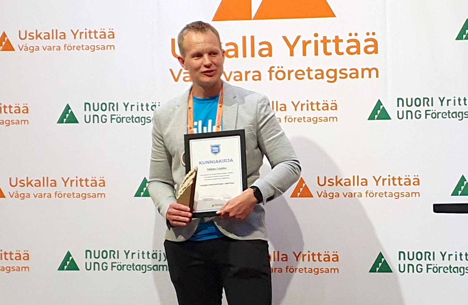 Vuoden Pikkuyrittäjät -opettajat 2019